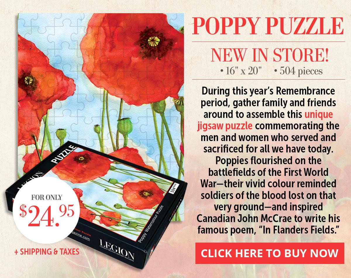Poppy Puzzle