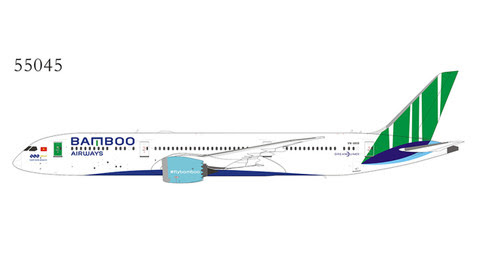NG55045 | NG Model 1:400 | Boeing 787-9 Bamboo Airways VN-A818 | is due: July 2020