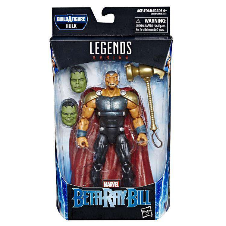 Image of Avengers: Endgame Marvel Legends Beta Ray Bill (Hulk BAF)- Wave 2 - JULY 2019