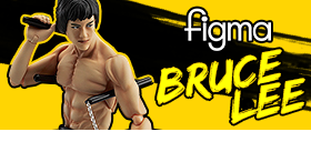 Bruce Lee Figma Figure