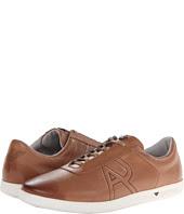 See  image Armani Jeans  Calfskin Sneaker