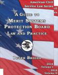 A Guide to MSPB Law and Practice, 2018