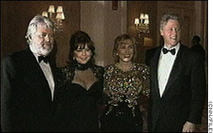 Image result for bill clinton harry thomason