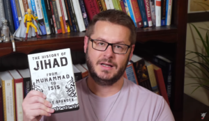 """""""If about 1,000 people would master the content in The History of Jihad, it would change the course of history"""""""