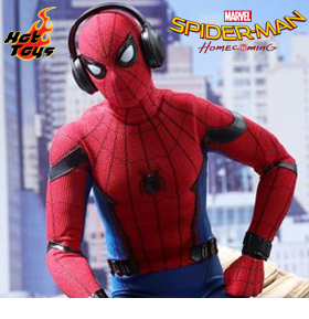 SPIDER-MAN: HOMECOMING 1/6TH SCALE COLLECTIBLE FIGURE
