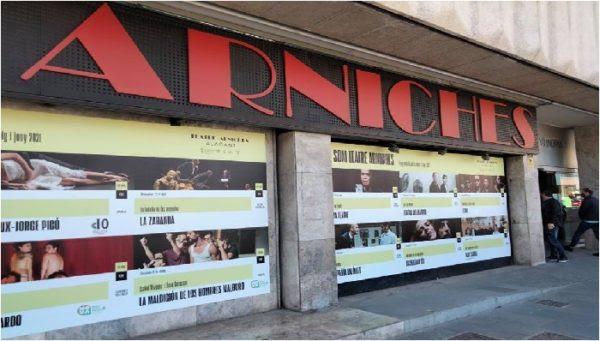 Programación del Teatre Arniches (de abril a junio del 2021)