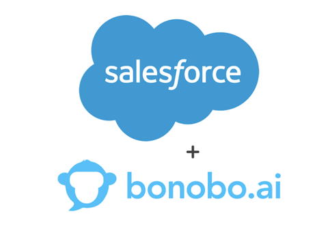 Salesforce buys Bonobo