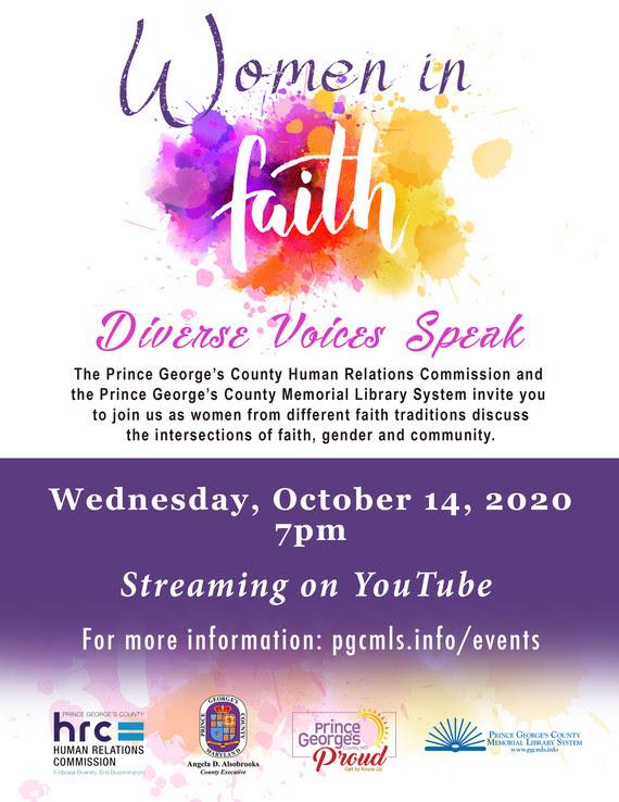 Women in Faith 2020