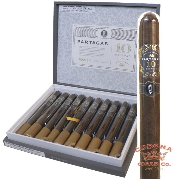 Image of Partagas Limited Reserve Decadas LE 2020 Cigars