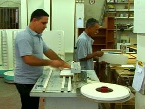 Classe C impulsiona empresas de manutenção e reforma de residências (Foto: Reprodução/TV Globo)