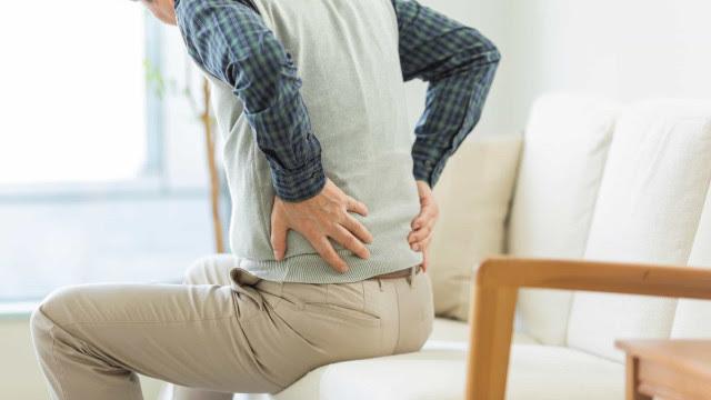 Entenda os 5 principais motivos para dor nas costas