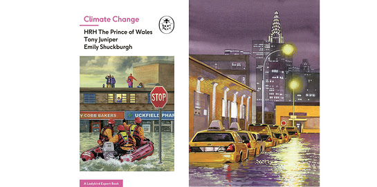 Prince Of Wales Co-Authors Ladybird Book On Climate Change