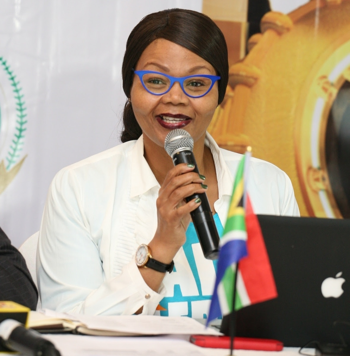 Director  Brand Communication and Sponsorship  AFRIMA  Matlou Tsotetsi