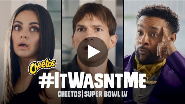 Cheetos | It Wasn't Me SUPER BOWL LV OFFICIAL VIDEO