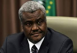 New Elected African Union Commission Chairperson - Moussa Faki Mahamat