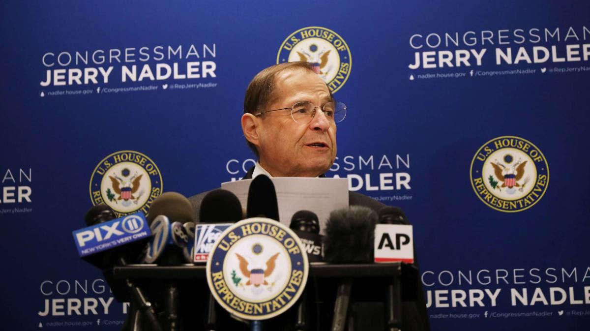 El Comité Judicial del Congreso de EE UU pide el informe íntegro de Mueller