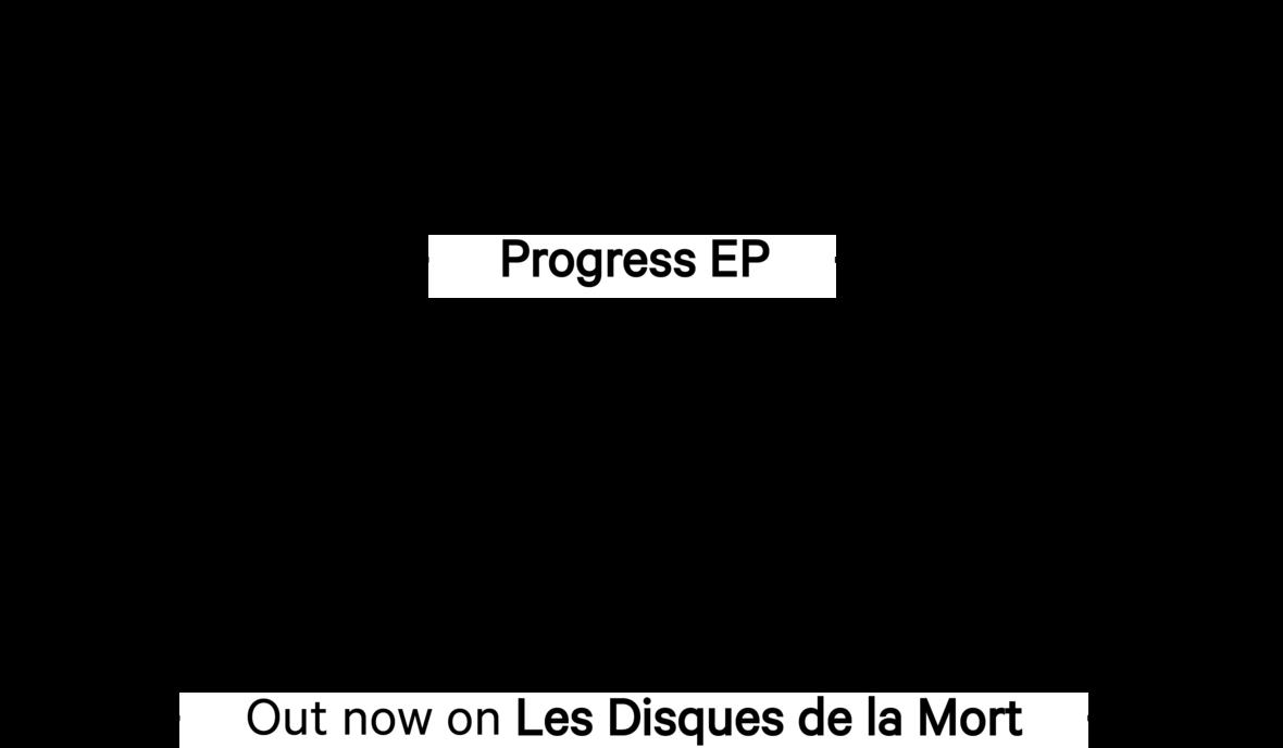 tracklist Progress EP