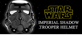 IMPERIAL SHADOW TROOPER HELMET
