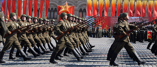 Red Square Victory Day Parade