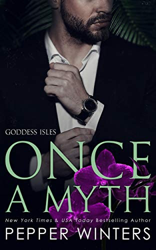 Cover for 'Once a Myth (Goddess Isles Book 1)'