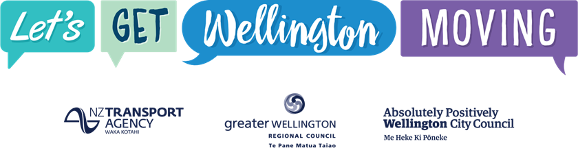 Let's Get Wellington Moving logo