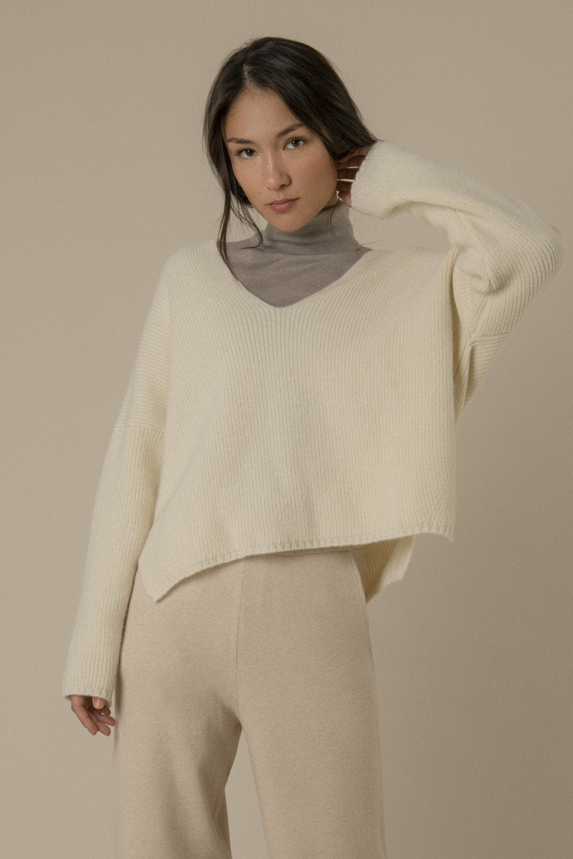 Sophie Alpaca Blend Sweater