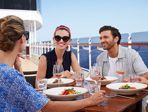 Top 10 Reasons to sail Cunard in Alaska  Dining