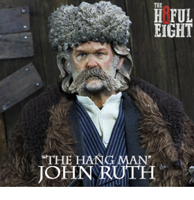 The Hateful Eight 1/6 Scale Figure - The Hang Man John Ruth