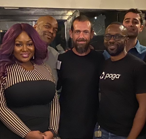 twitter ceo in nigeria, Jack Dorsey is in Nigeria