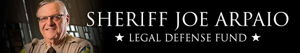Sheriff Joe Arpaio Legal Defense Fund