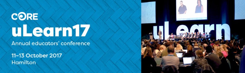 uLearn17 - Annual educators' conference