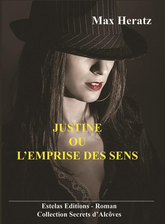 Justine - 1ère Couv