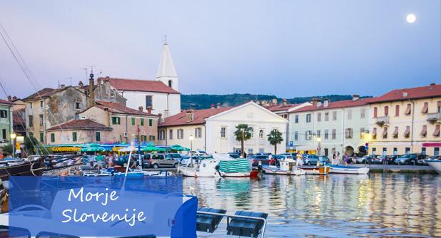 Morje Slovenije