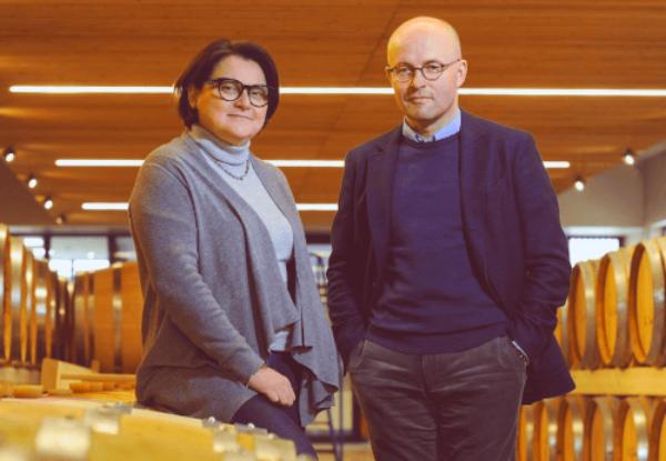 Essentiel Merlot 2018 Winemakers: Laurent and Catherine Delaunay