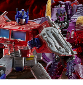 War for Cybertron: Kingdom