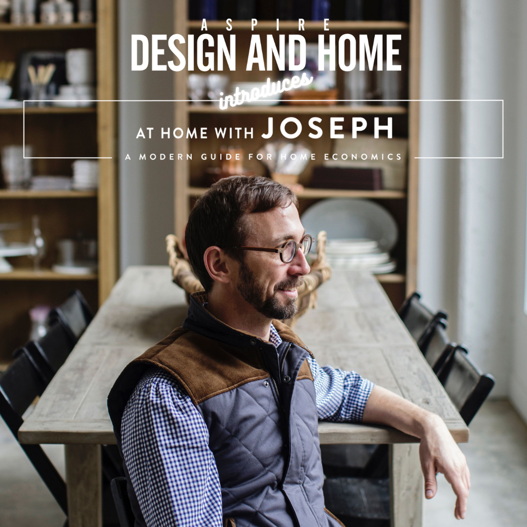 ASPIRE DESIGN AND HOME The Ins and Outs of the Thanksgiving Table: A Master Class in Home Economics