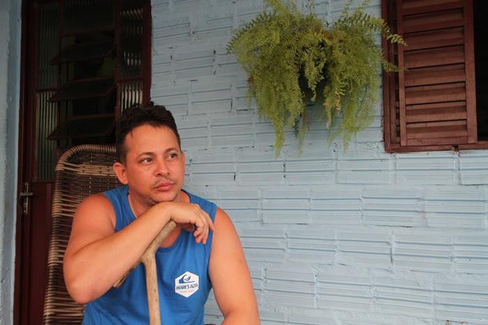 """""""Quero ver quem assumirá o meu lugar"""", desafia Guerra, que dormia em rede e atendia comunidade ribeirinha na ilha de Bailique, no Amapá"""