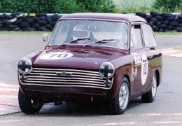 1965 Austin A40 Farina