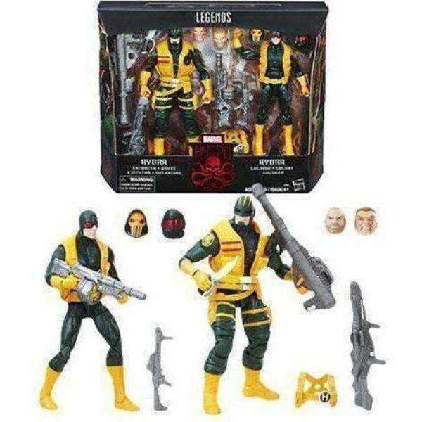 Image of Marvel Legends Hydra Soldier 2-Pack 6-inch Action Figures - Toys R Us Exclusive