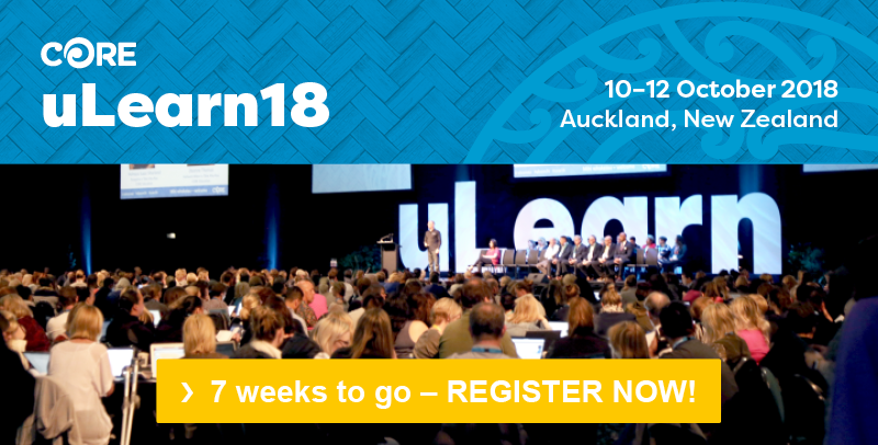 uLearn18 - 7 weeks to go!