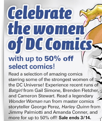 Happy  Birthday  Superman One-Day Sale: up to 65% off!  Celebrate the Man of Steel's birthday and prep for  Batman v Superman: Dawn of Justice with a selection  of Superman's best stories for up to 65% off! Don't miss Superman Unchained from comic superstars Scott Snyder and Jim Lee, Superman: Escape From Bizarro World from Geoff Johns, Richard Donner, and Eric Powell (The Goon), and many more! Sale ends TODAY 2/29.