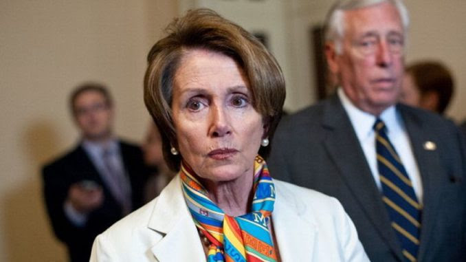 Nancy Pelosi approves abortion funding amid government shutdown