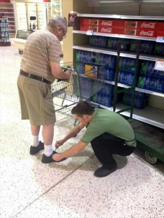 Good deeds