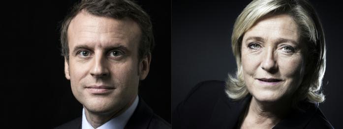 Macron critiqué pour sa soirée à LaRotonde, Fillon dézingué par son camp, Le Pen devancée au second tour