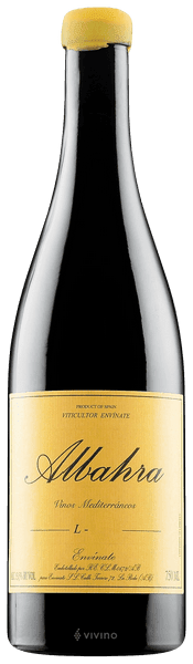 2018 Envínate Albahra | Wine Info