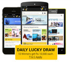Flipkart Mobile app Offers : Free Shipping on All Purchases