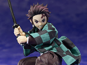 Demon Slayer: Kimetsu no Yaiba BUZZmod. Tanjiro Kamado 1/12 Scale Figure