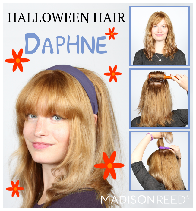 Looking for some great ideas for Halloween?  Here are some Halloween Hairstyle Tutorials Madison Reed