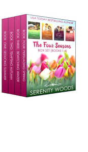The Four Seasons Box Set: Books 1–4 by Serenity Woods