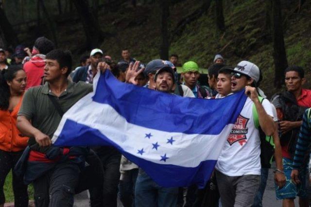 Honduran Migrants
